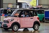 """Xe ô tô chạy bằng điện có giá 75 triệu đồng của Thái đang """"hot"""" nhất MXH"""
