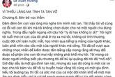 NS Xuân Hương tung bằng chứng, kể chuyện chồng cũ nhớ nhung 'thằng vợ' rồi cải thiện bằng cách gọi người đấm bóp về nhà
