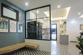 Căn hộ 100m² gây thương nhớ với phong cách đương đại có tổng chi phí 260 triệu đồng ở Long Biên, Hà Nội