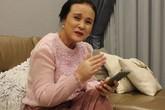Sống cùng bệnh ung thư, NSND Hoàng Cúc vẫn  lạc quan vượt bạo bệnh
