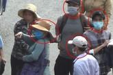 Băng dàn cảnh móc túi ở Suối Tiên sa lưới