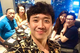 Fan liên tục thắc mắc vì Hari Won lần đầu vắng mặt trong tiệc sinh nhật mẹ Trấn Thành