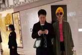 Phạm Băng Băng được bắt gặp cùng người đàn ông lạ mặt đưa đi mua sắm tại Nhật Bản
