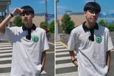 Nam sinh Vũng Tàu khiến hội chị em xao xuyến với vẻ ngoài điển trai