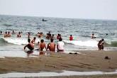 Trưởng công an xã tử vong khi tắm biển Đà Nẵng
