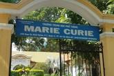 2 học sinh trường Marie Curie TP.HCM bị chém vì mâu thuẫn trên mạng