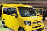 Ôtô siêu tiện dụng, phổ biến tại Nhật Bản nhưng khó bán ở Việt Nam