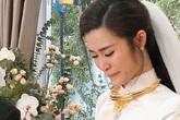 Chị gái Đông Nhi khóc khi giao em gái cho Ông Cao Thắng