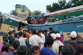 Hai tàu hỏa đâm trực diện, ít nhất 16 người chết
