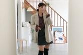 Mỗi kiểu chân váy đều có một đôi boots hoàn hảo để song hành, diện lên xinh ngất ngây và tôn dáng hết cỡ
