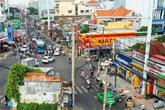 Cận cảnh căn nhà giữa giao lộ ở TP.HCM được đền bù 5,1 tỷ