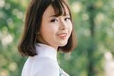 Nữ sinh bị ung thư khoe sắc với áo dài cùng Top 12 Duyên dáng Ngoại thương