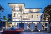 Căn biệt thự dùng toàn gỗ cao cấp của nữ doanh nhân ở Hà Nội