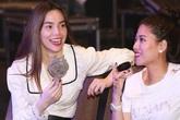 BTV Ngọc Trinh tiết lộ bất ngờ về Hồ Ngọc Hà