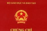 Bộ GD&ĐT bỏ thi chứng chỉ ngoại ngữ