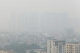 Không khí Hà Nội tiếp tục ô nhiễm