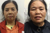 Ba phụ nữ sản xuất giấy khám sức khỏe giả