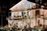 Ngắm biệt thự của đôi vợ chồng trẻ được trang trí đón Giáng sinh đẹp lung linh như trong cổ tích ở thành phố Đà Lạt mờ sương