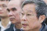 Ông Nguyễn Bắc Son hứa khắc phục 3 triệu USD tiền nhận hối lộ