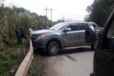 NÓNG: Công an, biên phòng đang truy bắt 2 kẻ chở 200kg ma túy vất xe bỏ trốn