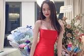 """Sau Tăng Thanh Hà, Hương Giang Idol lại khiến fan """"hoảng hốt"""" vì thân hình gầy gò, yếu ớt"""