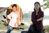 'Quỳnh búp bê' hóa gái quê trong phim thế sóng 'Hoa hồng trên ngực trái'