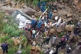 Hỗ trợ 3 nạn nhân tử vong trong vụ xe tải lao xuống vực ở Lai Châu