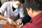 Hà Nội: Phát hiện 3 lái xe dương tính với ma túy tại bến xe Nước Ngầm