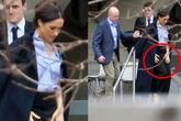 Hình ảnh mới nhất của Meghan Markle giữa thông tin đột ngột tách ra khỏi hoàng gia Anh