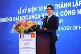 Phó Thủ tướng Vũ Đức Đam: Mô hình ĐH Việt-Pháp góp phần thúc đẩy tự chủ ĐH