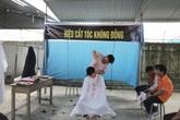 """""""Hiệu cắt tóc không đồng"""" của thầy giáo ở Hà Tĩnh"""
