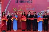 Khai mạc hội báo Xuân Hà Nội 2020, chào mừng 90 năm thành lập Đảng