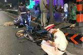 Chồng hoa mắt tông xe khiến vợ tử vong