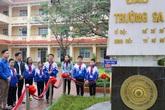 Ngôi trường có 16 lớp học mang tên các đảo ở Trường Sa, Hoàng Sa