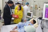 Thứ trưởng Bộ Y tế Đỗ Xuân Tuyên kiểm tra công tác chuẩn bị trực Tết, phòng chống dịch bệnh tại 2 bệnh viện lớn