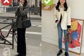 4 sai lầm khi diện đồ khiến style của chị em không khá lên được