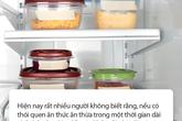 3 loại thức ăn thừa cần vứt bỏ, ngay cả bỏ tủ lạnh hay hâm nóng cũng vẫn gây bệnh
