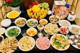 Tài năng xinh đẹp vẫn chưa đủ, sao Việt khoe tài nấu cỗ cực đỉnh ngày Tết
