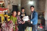 Báo Gia đình & Xã hội trao quà bạn đọc hỗ trợ cho nhiều hoàn cảnh khó khăn tại Hà Tĩnh, Quảng Bình