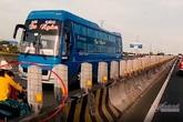 Thông tin bất ngờ vụ mẹ chở con ngược chiều trên cao tốc Trung Lương