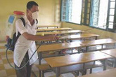 Hà Nội yêu cầu khử trùng cho tất cả 3.000 trường học