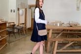 Combo váy áo được gái xinh xứ Hàn diện: Hack tuổi siêu ổn và thừa điểm thanh lịch để diện đến công sở