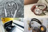 8 tai nghe không dây chống ồn cao cấp