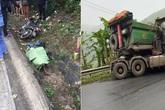 Phú Thọ: Va chạm xe đầu kéo, một phụ nữ tử vong thương tâm