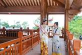 Hoa hậu Di sản Quốc tế 2019 đến Việt Nam thăm di sản của Hải Phòng