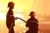 Điều tra, làm rõ vụ cháy 4 tàu cá của ngư dân