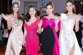 Hàng loạt mỹ nhân lộng lẫy trên thảm đỏ Bán kết Hoa hậu Việt Nam 2020 tối nay