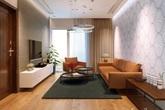 Tư vấn thiết kế căn hộ chung cư 100m² rộng rãi nhưng vẫn có điểm nhấn ấn tượng, hiện đại