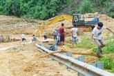 Quảng Trị: Thượng úy công an xã tử nạn trong lúc tìm kiếm người dân