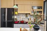 Căn bếp Vintage chỉ 6m² nhưng đẹp lãng mạn của bà mẹ trẻ yêu thích sưu tầm đồ gốm ở Hà Nội